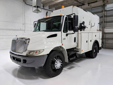 2006 International 4400 Enclosed Service Truck for sale in Scottsdale, AZ
