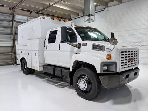 2005 Chevrolet Crew Cab Service Truck for sale in Scottsdale, AZ