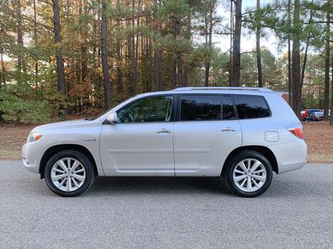2009 Toyota Highlander Hybrid for sale in Oilville, VA