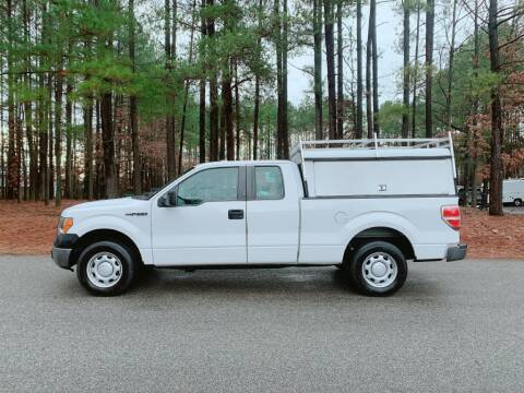 2012 Ford F-150 for sale at H&C Auto in Oilville VA