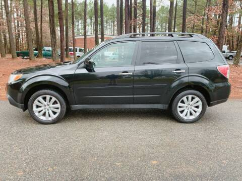 2011 Subaru Forester 2.5X Premium for sale at H&C Auto in Oilville VA