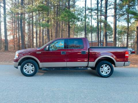 2004 Ford F-150 for sale at H&C Auto in Oilville VA