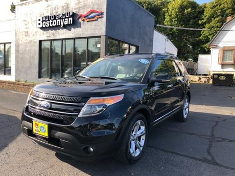 2011 Ford Explorer for sale in Natick, MA