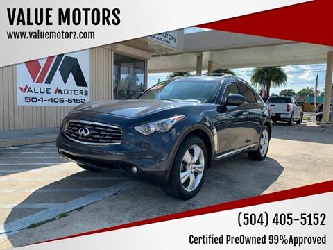 Car Lots In Kenner >> Value Motors Kenner La Inventory Listings