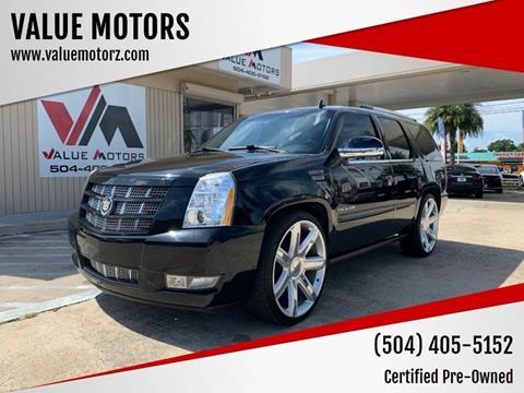 Car Lots In Kenner >> Value Motors Car Dealer In Kenner La