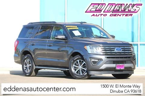 2019 Ford Expedition for sale in Dinuba, CA
