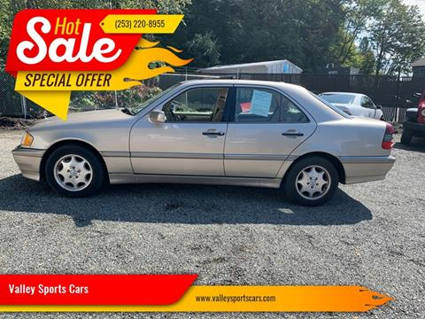 2000 Mercedes-Benz C-Class for sale in Kent, WA