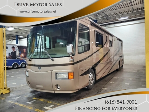 2003 Spartan Mountain Master for sale in Ionia, MI