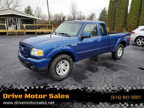 Ranger For Sale >> Ford Ranger For Sale In Ionia Mi Drive Motor Sales