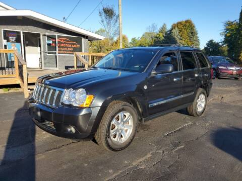 2010 Jeep Grand Cherokee for sale at Drive Motor Sales in Ionia MI