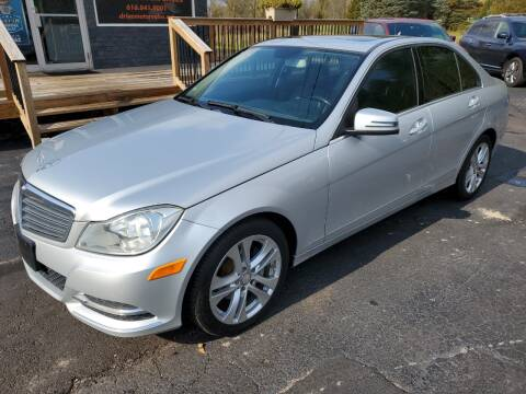 2012 Mercedes-Benz C-Class for sale at Drive Motor Sales in Ionia MI