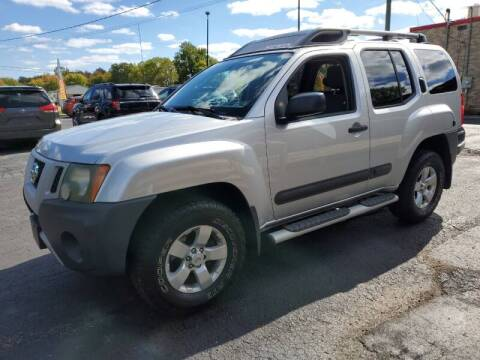 2011 Nissan Xterra for sale at Drive Motor Sales in Ionia MI