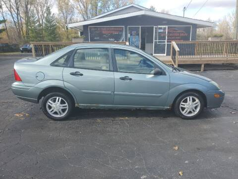 2003 Ford Focus for sale at Drive Motor Sales in Ionia MI