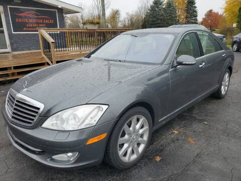 2007 Mercedes-Benz S-Class for sale at Drive Motor Sales in Ionia MI