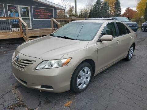 2007 Toyota Camry for sale at Drive Motor Sales in Ionia MI