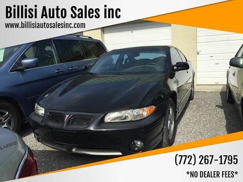 2000 Pontiac Grand Prix for sale in Vero Beach, FL