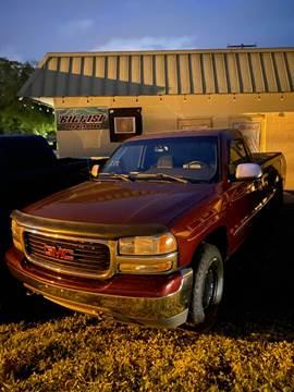 2002 GMC Sierra 1500 for sale in Vero Beach, FL