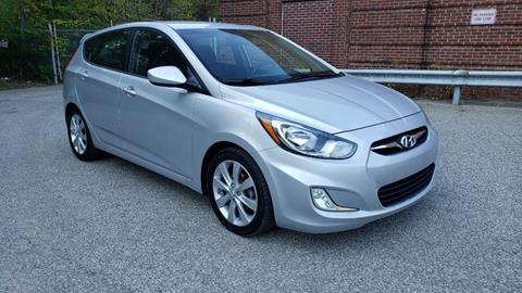 2012 Hyundai Accent for sale at Seran Auto Sales LLC in Pittsburgh PA