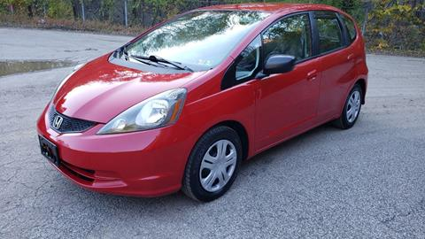 2011 Honda Fit for sale at Seran Auto Sales LLC in Pittsburgh PA