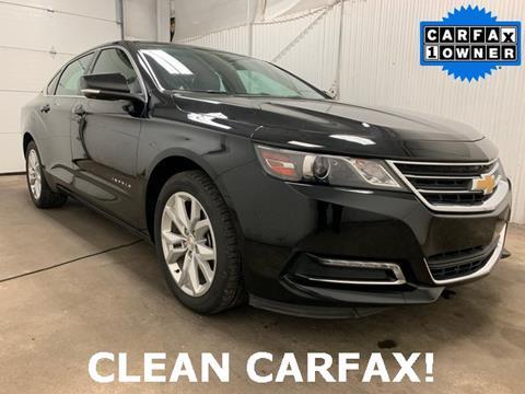 2019 Chevrolet Impala for sale in Van Wert, OH