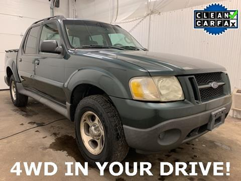 2004 Ford Explorer Sport Trac for sale in Van Wert, OH