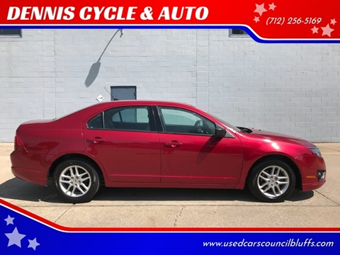 2012 Ford Fusion for sale in Council Bluffs, IA