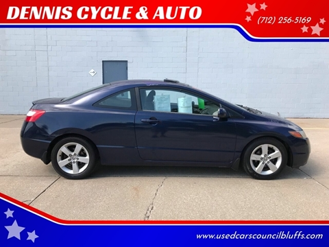 2007 Honda Civic for sale in Council Bluffs, IA