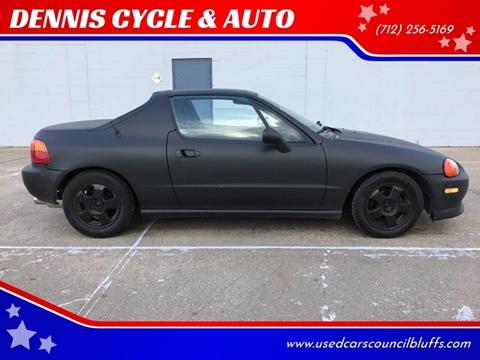 1993 Honda Civic del Sol for sale in Council Bluffs, IA