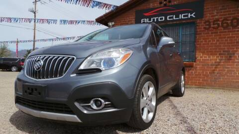 2015 Buick Encore for sale at Auto Click in Tucson AZ