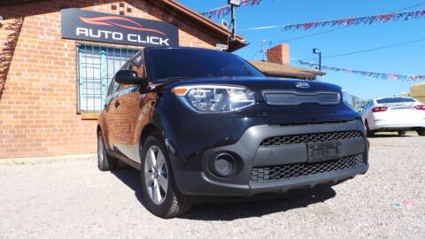2017 Kia Soul for sale at Auto Click in Tucson AZ