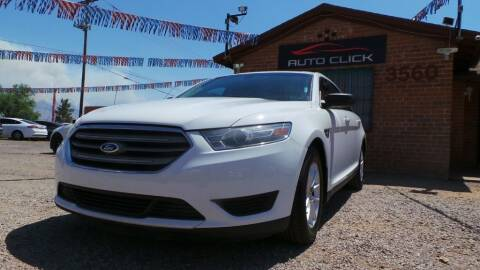 2014 Ford Taurus for sale at Auto Click in Tucson AZ
