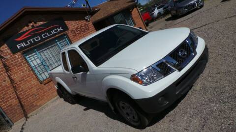 2019 Nissan Frontier for sale at Auto Click in Tucson AZ