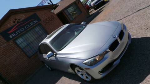 2012 BMW 3 Series for sale at Auto Click in Tucson AZ