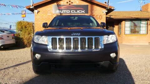 2012 Jeep Grand Cherokee for sale at Auto Click in Tucson AZ
