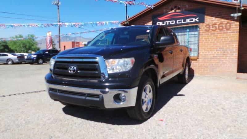 2013 Toyota Tundra for sale at Auto Click in Tucson AZ