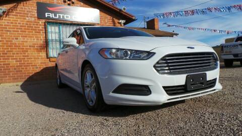2015 Ford Fusion for sale at Auto Click in Tucson AZ