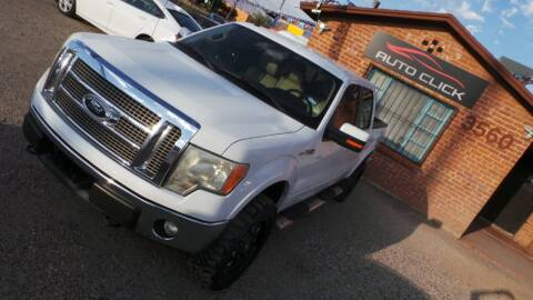 2011 Ford F-150 for sale at Auto Click in Tucson AZ