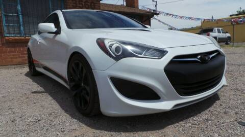 2013 Hyundai Genesis Coupe for sale at Auto Click in Tucson AZ