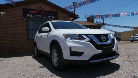 2017 Nissan Rogue for sale at Auto Click in Tucson AZ