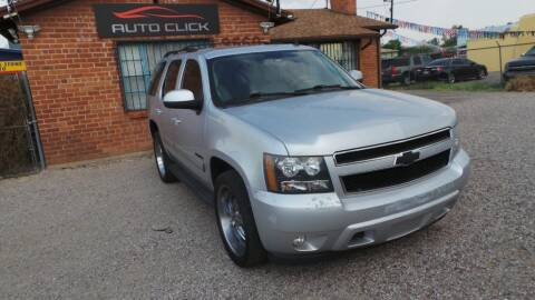 2012 Chevrolet Tahoe for sale at Auto Click in Tucson AZ