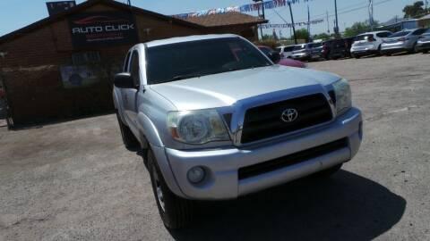 2006 Toyota Tacoma for sale at Auto Click in Tucson AZ