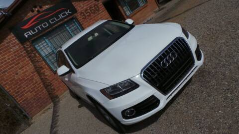 2014 Audi Q5 for sale at Auto Click in Tucson AZ