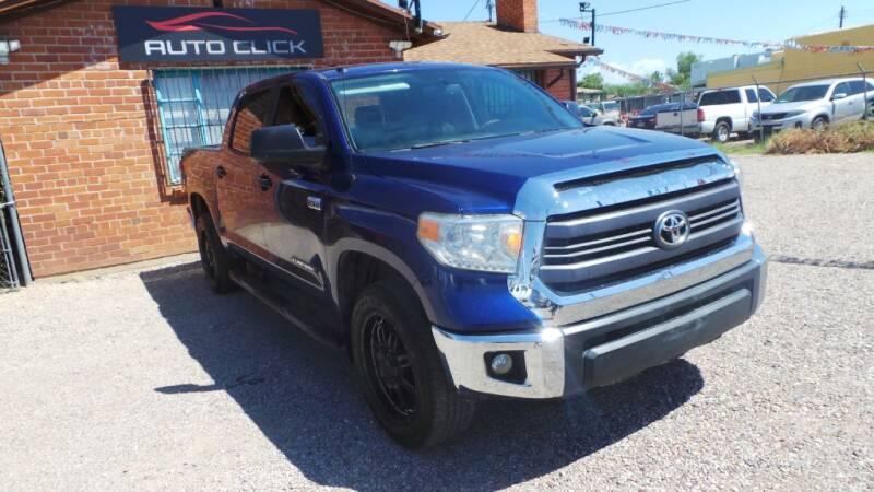 2014 Toyota Tundra for sale at Auto Click in Tucson AZ