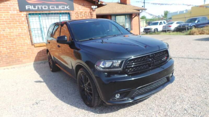 2015 Dodge Durango for sale at Auto Click in Tucson AZ