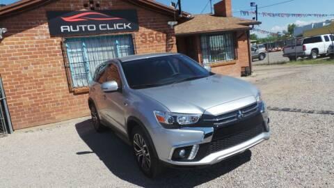 2019 Mitsubishi Outlander Sport for sale at Auto Click in Tucson AZ