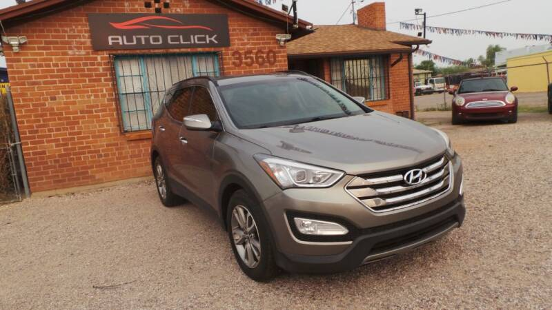 2014 Hyundai Santa Fe Sport for sale at Auto Click in Tucson AZ