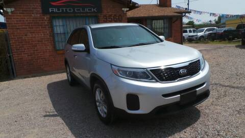 2015 Kia Sorento for sale at Auto Click in Tucson AZ