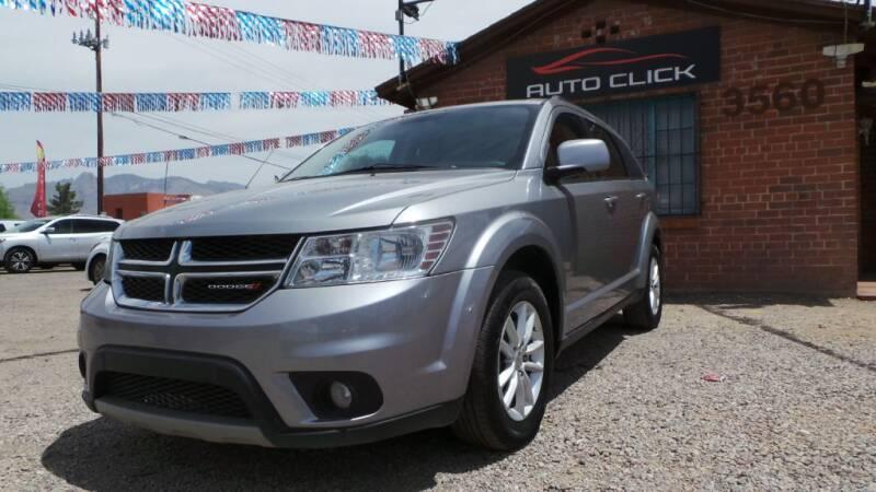 2015 Dodge Journey for sale at Auto Click in Tucson AZ