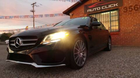 2017 Mercedes-Benz C-Class for sale at Auto Click in Tucson AZ