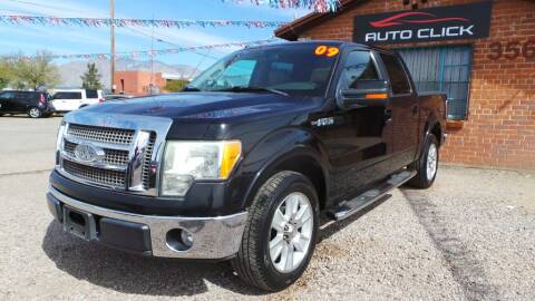 2009 Ford F-150 for sale at Auto Click in Tucson AZ